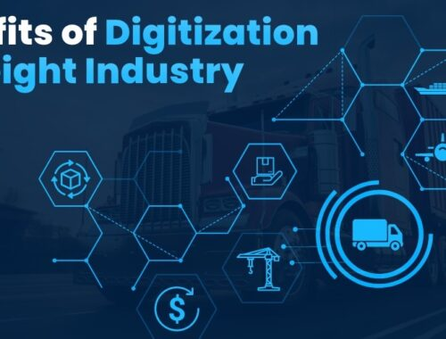 Digitize Your Entire Logistics & Freight Forwarding Operations
