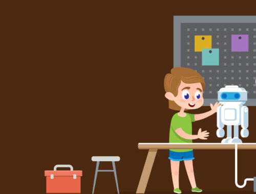 How can Children Learn Artificial intelligence