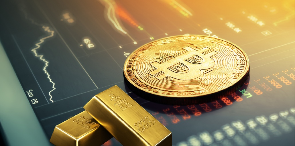 Which is the Best Investment Gold or Bitcoin