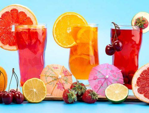 10 Amazing Summer Drinks to Help Beat The Heat