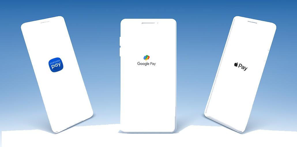Mobile Wallet Comparison Apple Pay vs Google Pay vs Samsung Pay