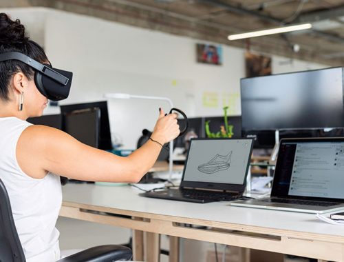The Future of Virtual Reality in Business Industry