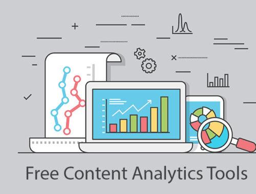 Free Content Analytics Tools