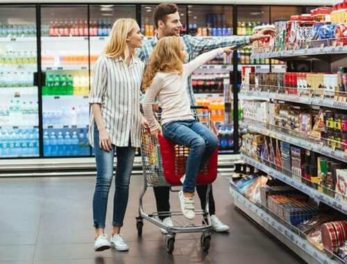 Shopping Experience in Grocery Stores