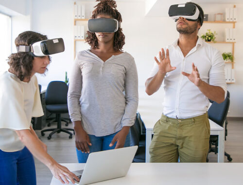 AR in Business Applications