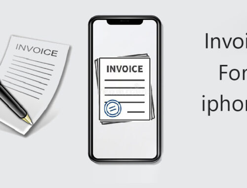 Invoicing Apps for iPhone