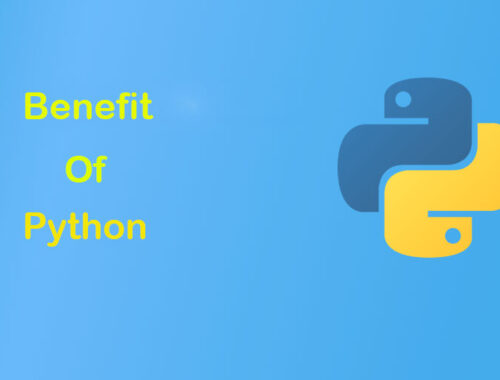 benefits of python